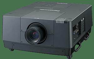 Der Panasonic PT-EX16K 16.000 ANSI Lumen XGA LCD Beamer kann in Kombination mit einer Gain 26 Hellraumleinwand als Tageslicht-Projektor verwendet werden um bei Ecent und Veranstaltungen oder beim Public Viewing auch in heller Umgebung.