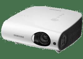 Mietinserat für Samsung SP L250W zu einem Mietpreis je Tag von 20 Euro + Mwsteuer