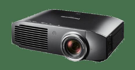 Der Panasonic PT AT6000E FullHD LCD Heimkinobeamer ermöglicht dank guter Zwischenbildberechnung eine flüssig wirkende Wiedergabe selbst bei Action Szenen oder Fußball. In Kombination mit einer CouchScreen Leinwand kann die Brillanz um Faktor 6 und der Kontrast nochmals um Faktor 13 verbessert werden.