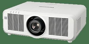 Der WUXGA Laser Beamer Panasonic PT MZ670 ermöglicht eine besonders scharfe Darstellung mit beeindruckender Farbqualität.