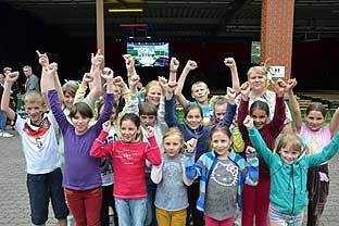 EM Public Viewing Barsinghausen