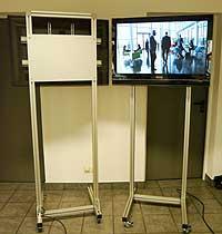 lcd monitorvermietung lübeck
